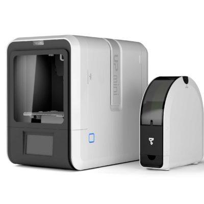 Tiertime UpMini2 imprimante3d 3dprinter lateral open