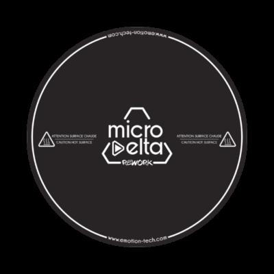 Le PATCH 3DBEDFIX pour Microdelta Rework