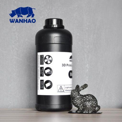 Wanhao 3D-Printer UV Résine Noire