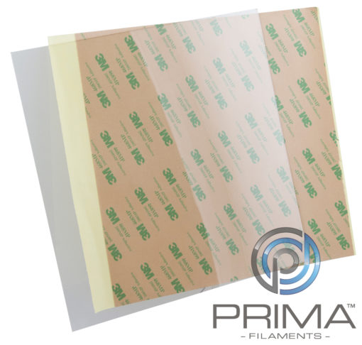 PEI Ultem Sheet 130x145mm