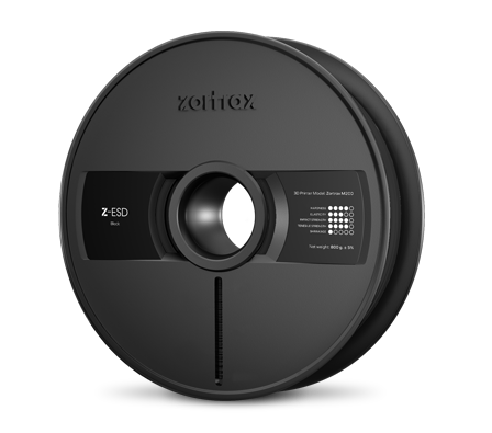 Zortrax Z-ESD - Noir - 1,75mm - 800g