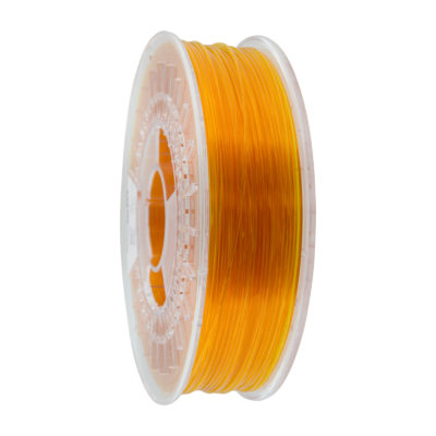 PrimaSelect™ PETG Jaune transparent – 2.85mm