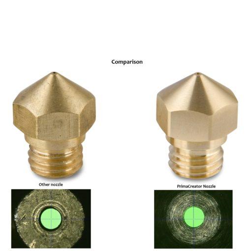 Buse PrimaCreator CR-10S Pro laiton 0,8 mm_2