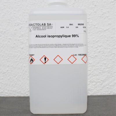Alcool isopropylique 99% - 1 litre