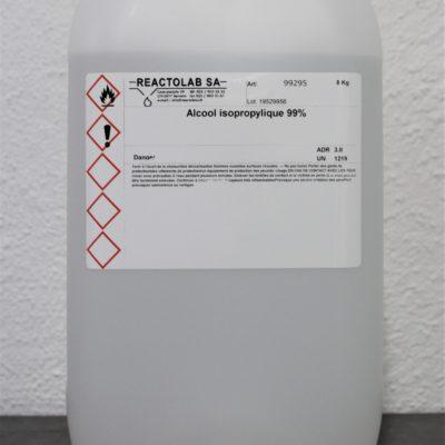 Alcool isopropylique 99% - 8 kg
