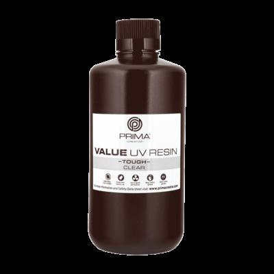PrimaCreator Value Résistante - Résine UV / DLP Transparente - 1 litre