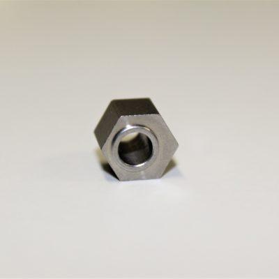 Entretoise excentrique en acier inoxydable 10mm x 5mm