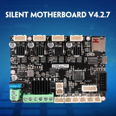 Creality 3D Silent 4.2.7 Mainboard - Ender 3 Pro