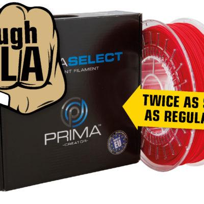 PrimaSelect™ PLA Résistant Rouge - 1.75mm - 750 g