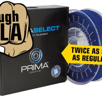 PrimaSelect™ PLA Résistant Bleu - 1.75mm - 750 g