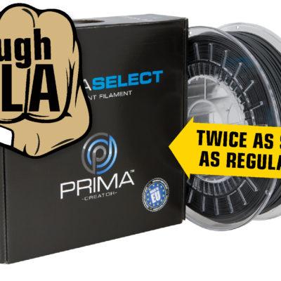 PrimaSelect™ PLA Résistant Gris - 1.75mm - 750 g