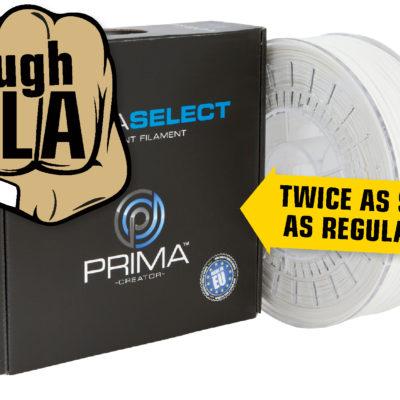 PrimaSelect™ PLA Résistant Blanc - 1.75mm - 750 g